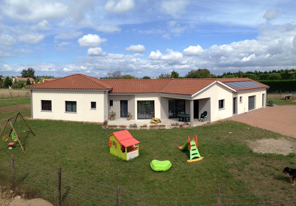 Maison à énergie positive, une maison qui rapporte