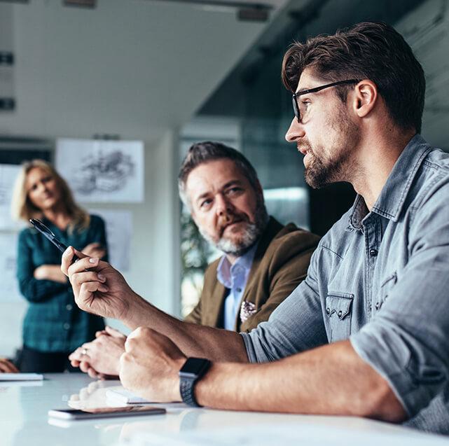 Co-pilote de vos projets, nousvous accompagnons au quotidien dans le pilotage de votre organisation !