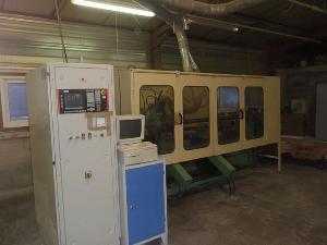 Tour sur bois Hempel à commande numérique 2000x280