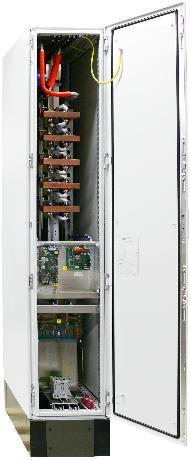 Redresseur de courant continu en armoire jusqu'à 80 KW- Power Station PE5110