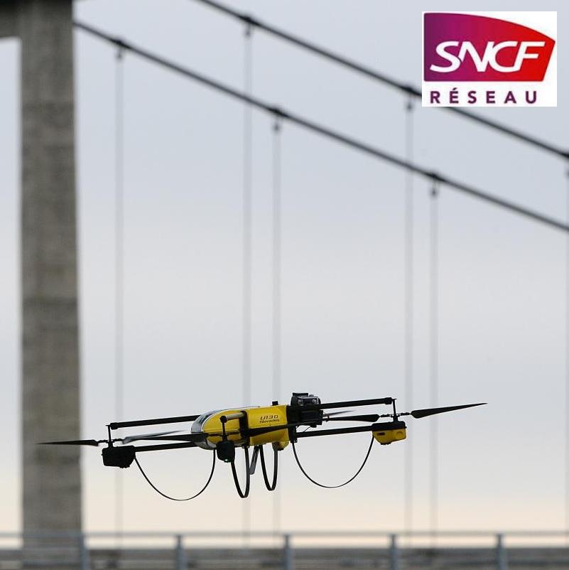 Use Case Infra - IGO met en place une plateforme 3D fédératrice pour SNCF Réseau
