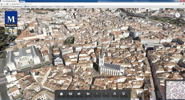 Diffusion Internet WebGL