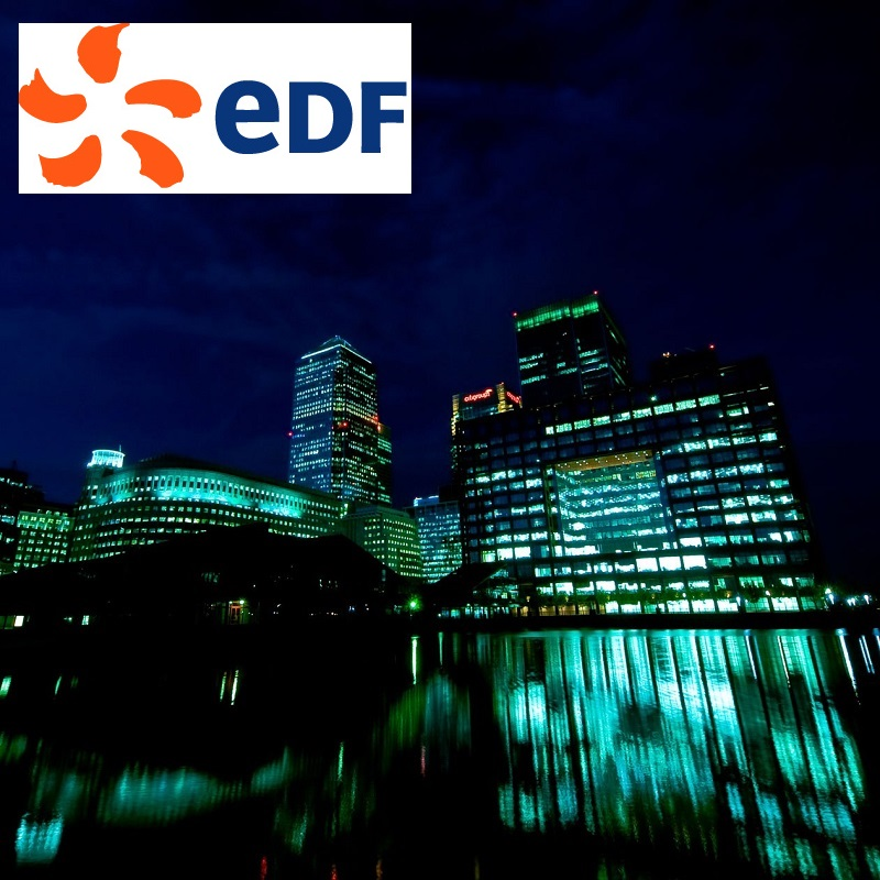 Use Case Smart City - Plateforme 3D EDF de planification urbaine