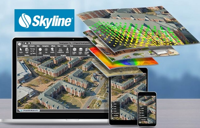 IGO integrates Skyline technology, the world leader in real-time 3D