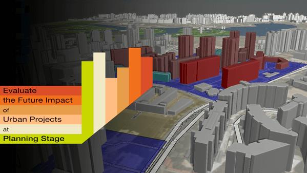 Smartcity - Réalité Virtuelle et Augmentée