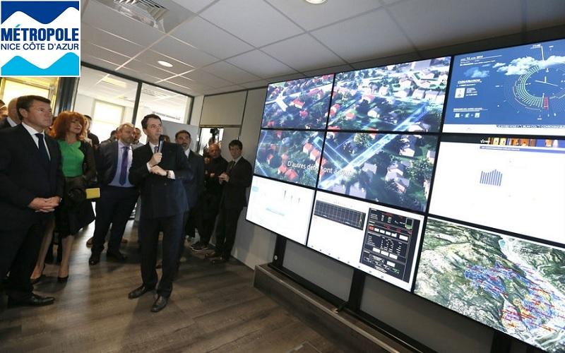 Les outils 3D d'IGO sont utilisés pour les expérimentations Smart City