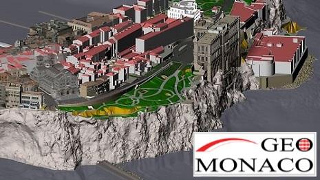 Monaco in 3D: The digital city