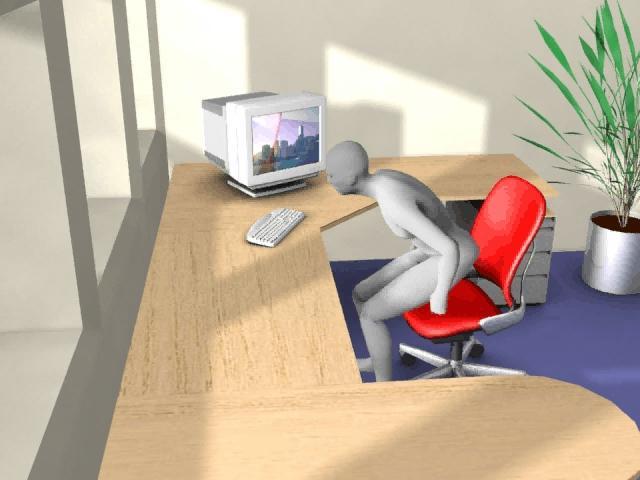 Adapter la dimension du poste de travail aux salariés