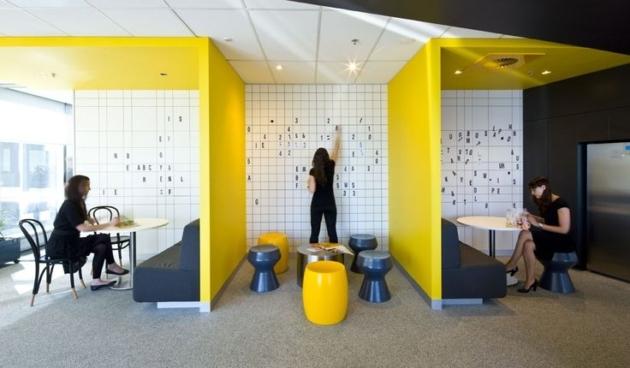 Bouleversement de l'utilisation des lieux de travail : sièges sociaux et sites à reconsidérer