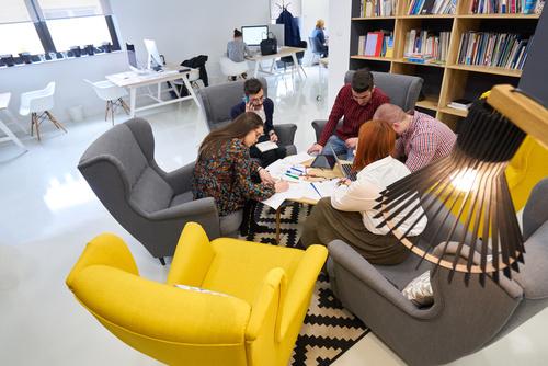 L'open space, évolution des modes de travail ou effet de mode ?