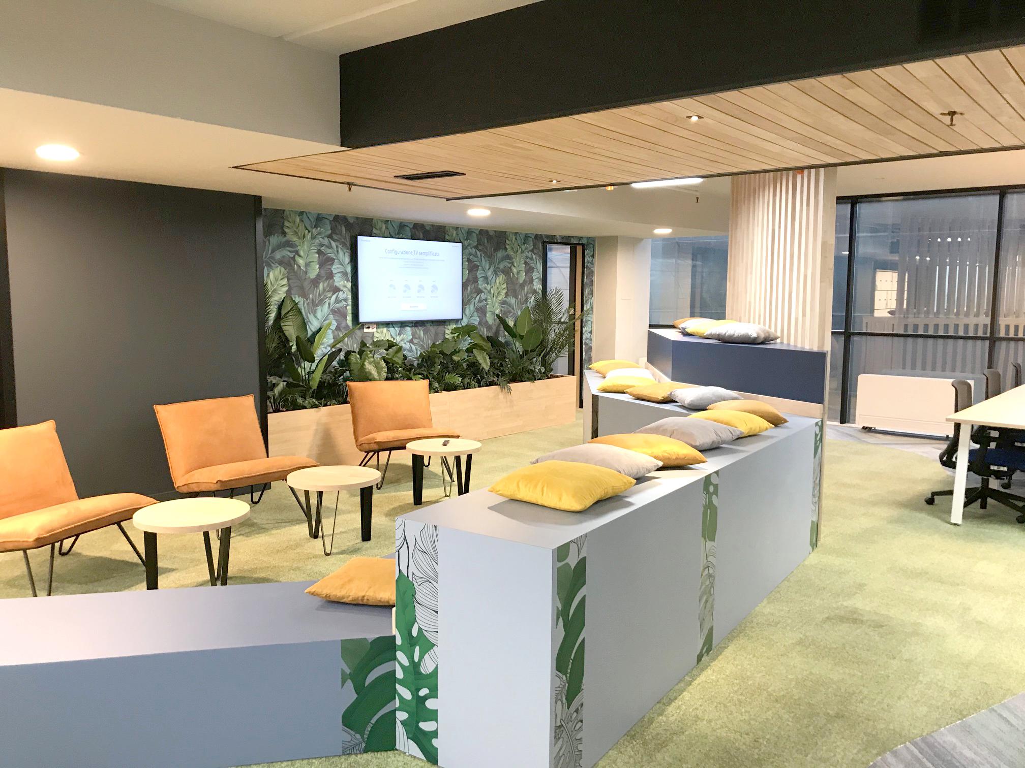Nouveaux espaces de travail pour MANTU