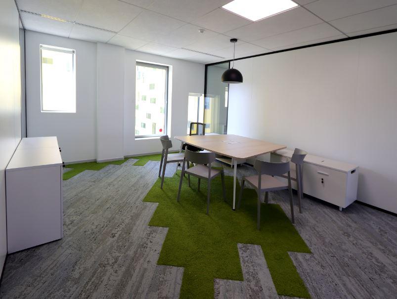 Des nouveaux bureaux pour EP MECA