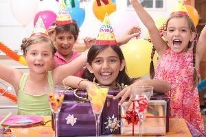 Votre parc d'attraction organise l'anniversaire de votre enfant