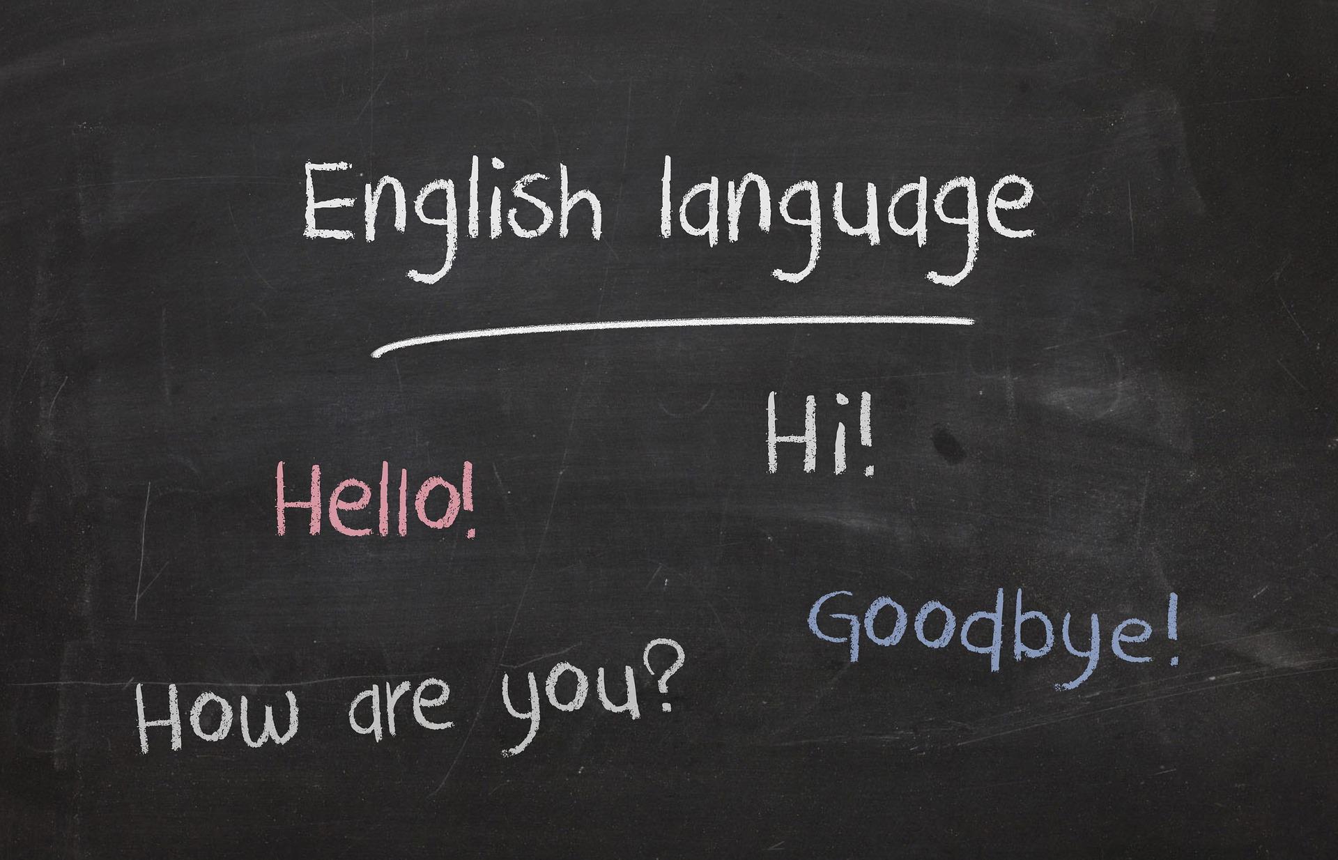 Anglais 2