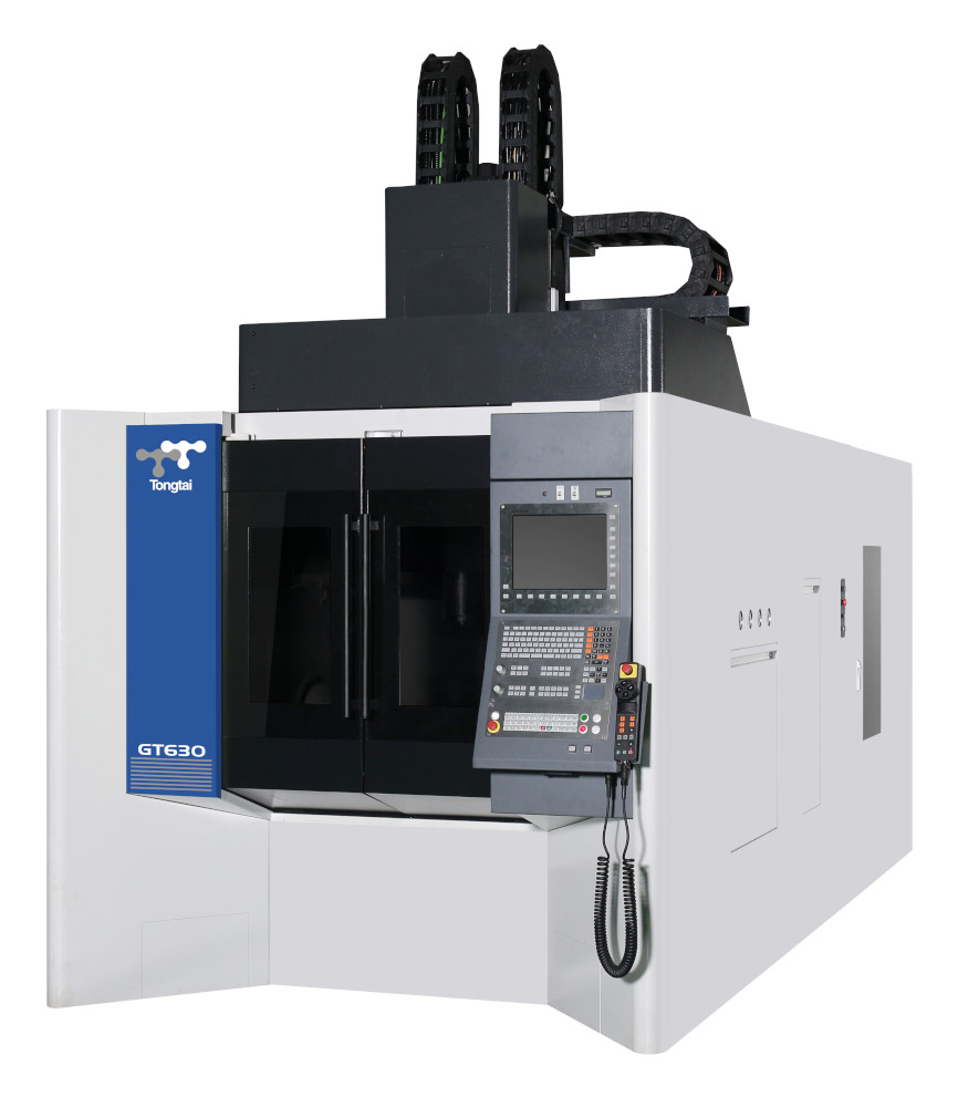 Centre vertical 5 axes TONGTAI GT-630