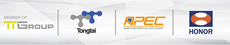 TTGroup: synergie de 3 constructeurs Taïwanais majeurs