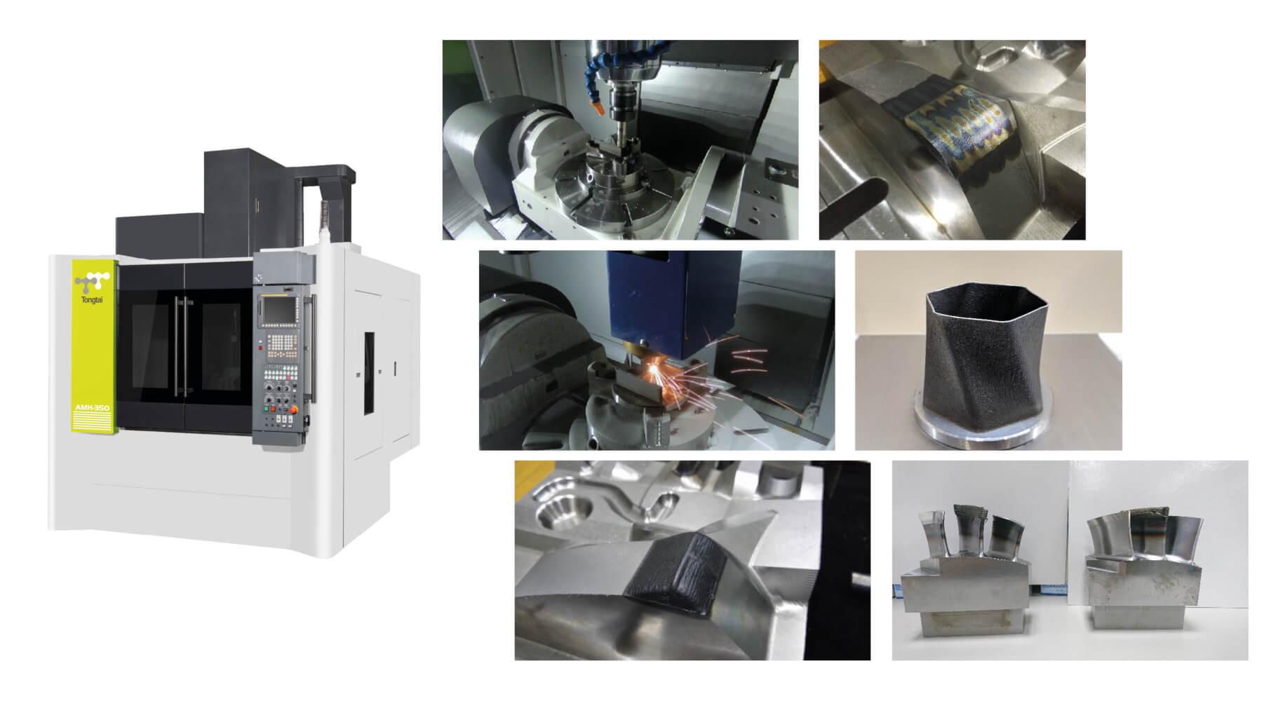 Laboratoire AMTC (Additive Manufacturing Technical Center)