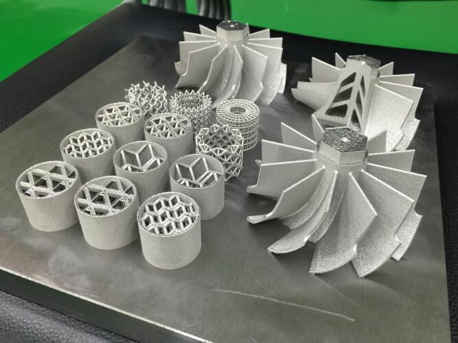 Un laboratoire dédié à la fabrication additive