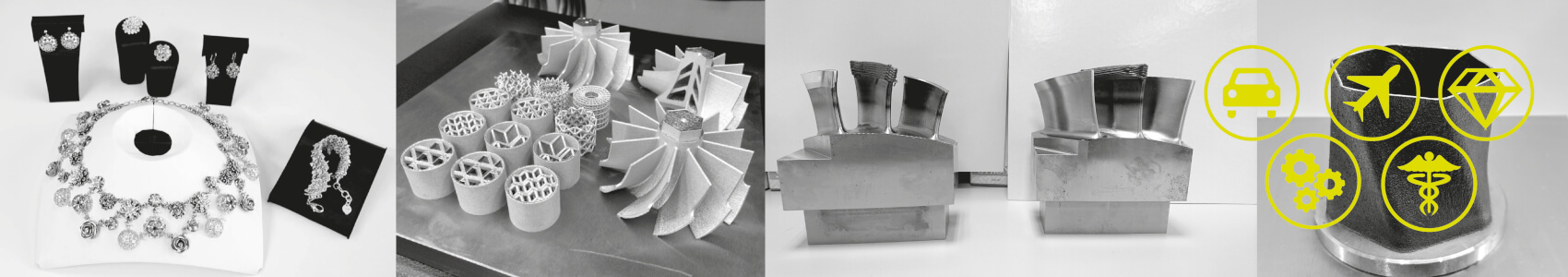 AMTC - votre partenaire pour les applications de fabrication additive