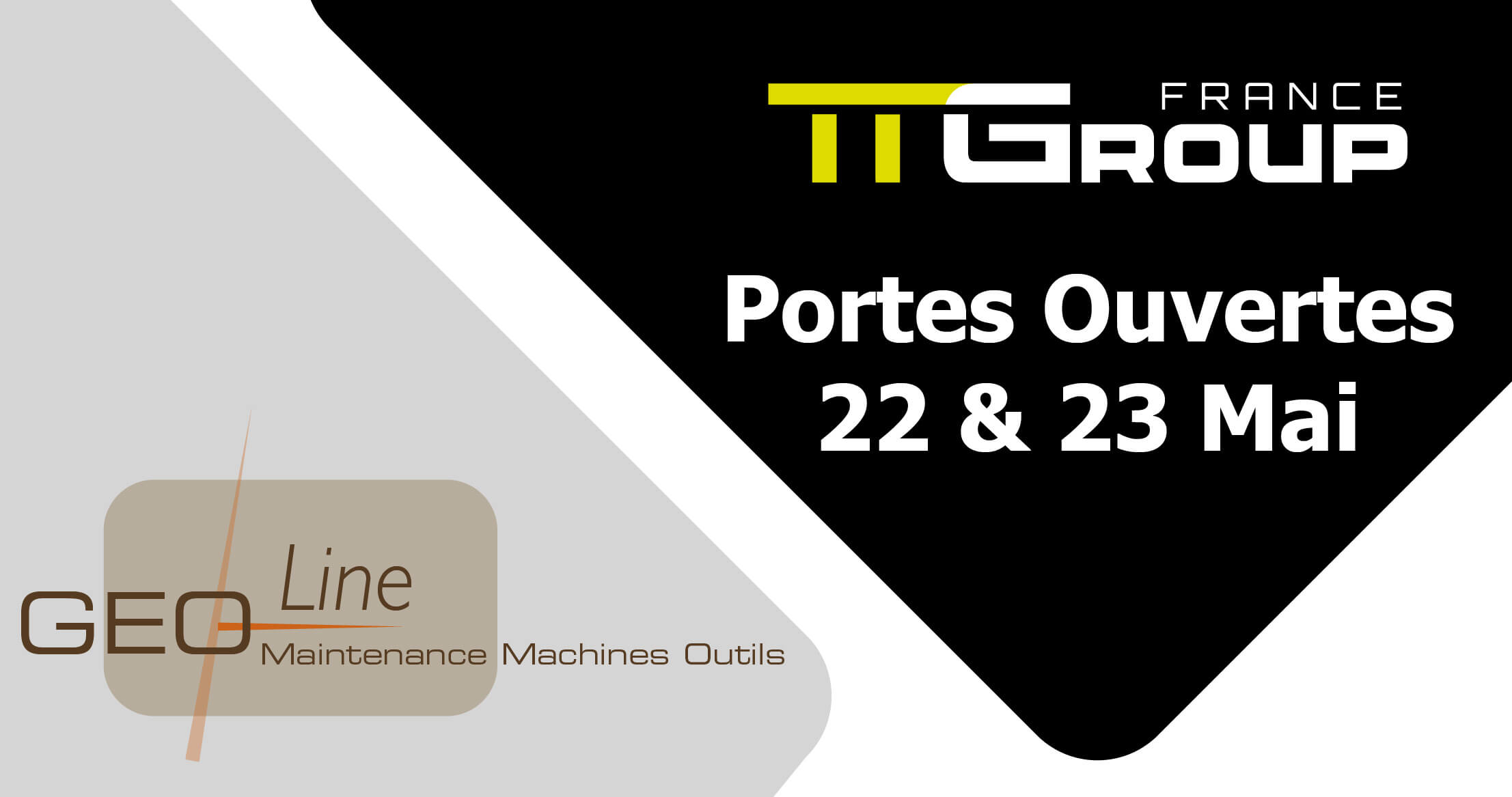 Journées Portes Ouvertes GeoLine - TTGroup France